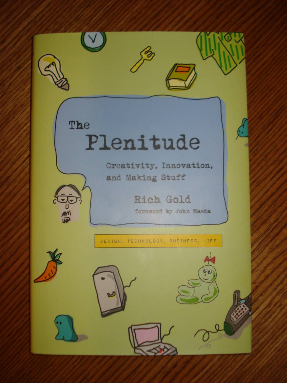 """The Plenitude"" by Rich Gold."