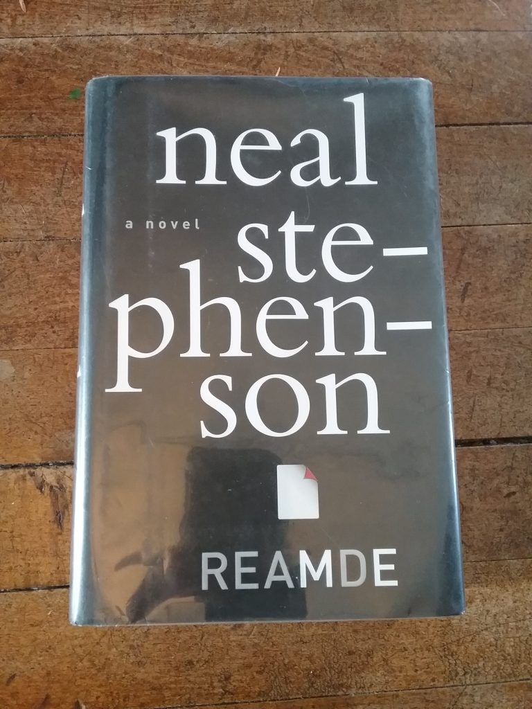 Book: Reamde by Neal Stephenson
