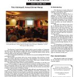Morrison County Historical Society newsletter, Vol. 27, No. 3, 2014, page 6, designed by Mary Warner.