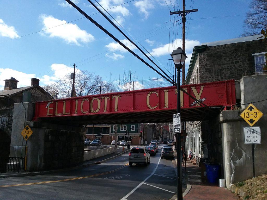 Ellicott City, Maryland, 2019.