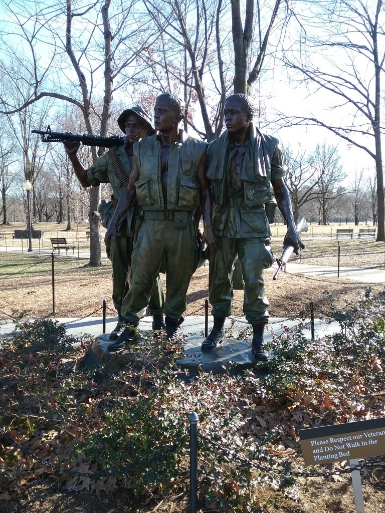 Three Servicemen statute, 2019.