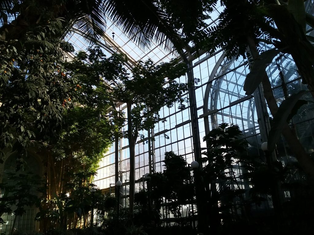 National Botanical Garden, 2019.